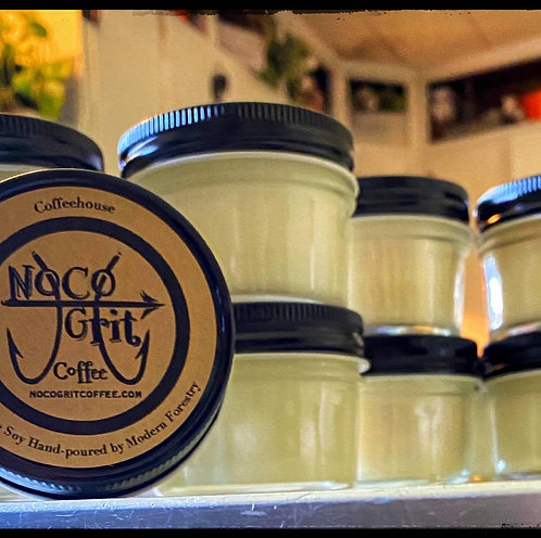 NoCo Grit Coffee Candles