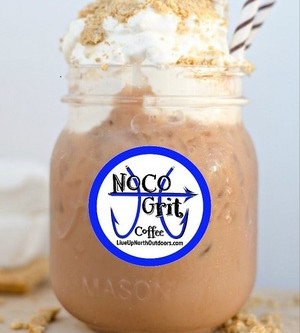 S'mores Iced Coffee -                      Hook Blend Cold Brew