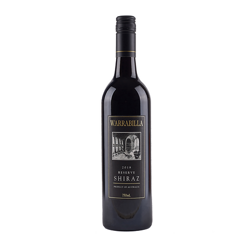 2018 Warrabilla Reserve Shiraz