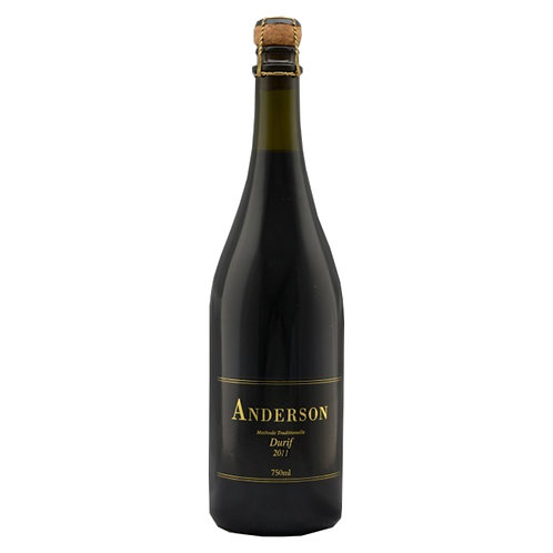 2011 Anderson Wines Sparkling Durif