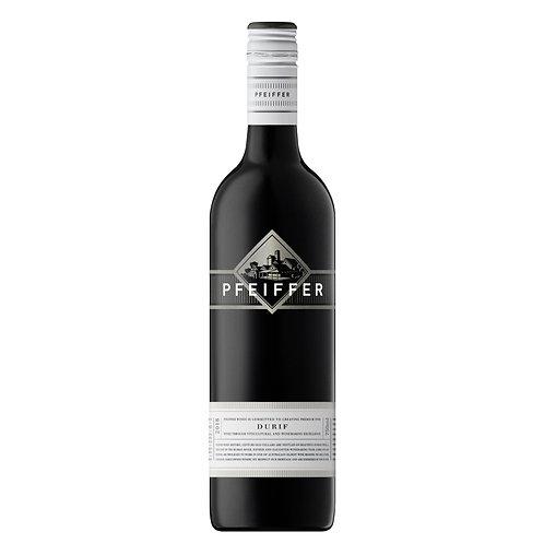 2018 Pfeiffer Wines Durif