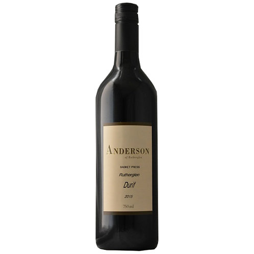 2016 Anderson Wines Durif