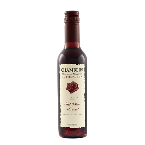 Chambers Rosewood Old Vine Muscat