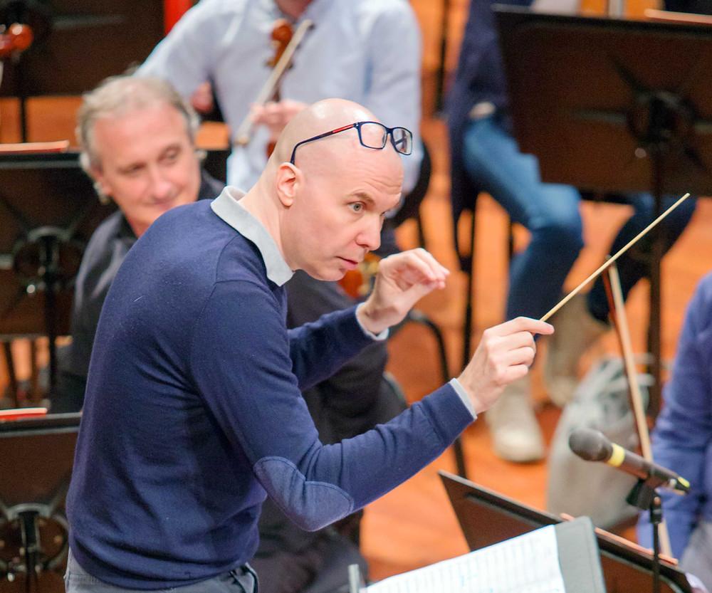Con l'Orchestra Sinfonica Nazionale della Rai