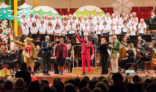 Concerto di Natale - Yoyo in concerto