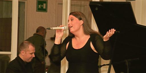 2006 con Carola Cora