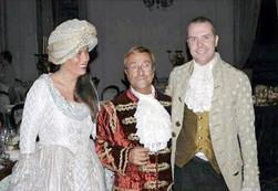 2005 con Lucio Dalla