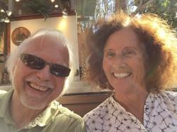 In Laguna Beach with Beth Wood