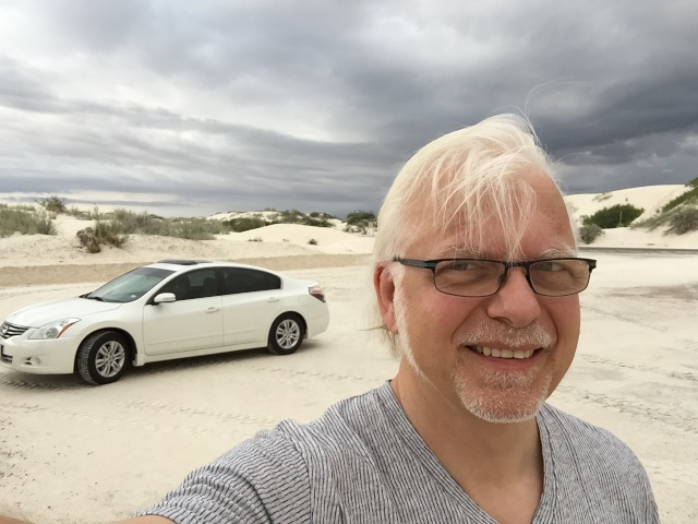 Visiting White Sands