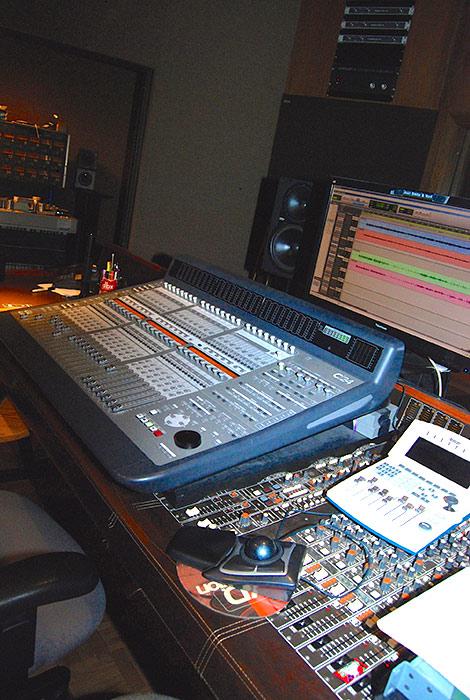 Maximus Control Room