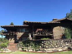 Gamble House in Passadena