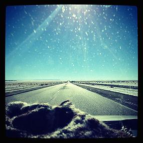 Hans York Touring NM ice