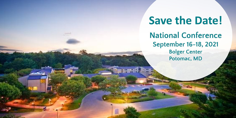 Save the Date! National Conference 2021