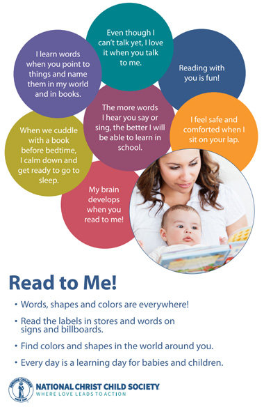 Read to Me Card