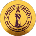"""3/4"""" Christ Child Society Promotional Seals (pack of 250)"""