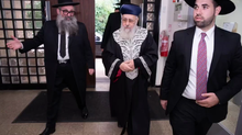 Chief Rabbi of Israel visits GTJ