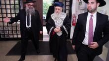 Chief Rabbi of Israel visits GTJ