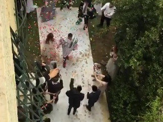 Garden Wedding At A Whole New Level