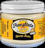 Free State Oils CBD Balm