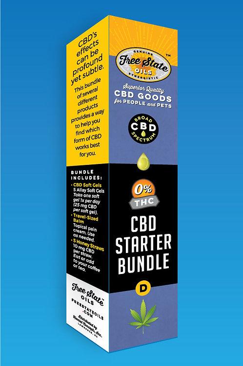 CBD Starter Bundle D