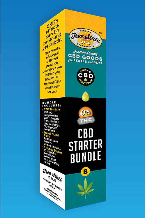 CBD Starter Bundle B