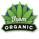 CBD from organically grown hemp