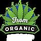 CBD from organically grown hemp