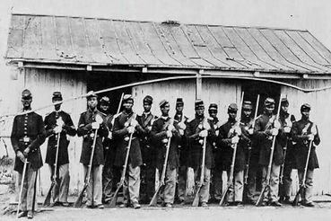 First Kansas Colored Voluntary Infantry