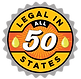 CBD products are legal in all 50 states