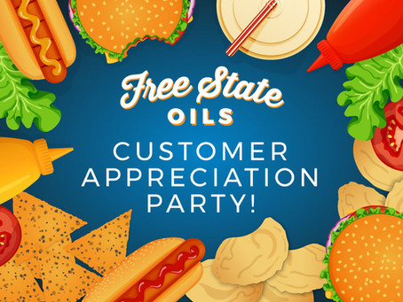 Join us for our Customer Appreciation Party!