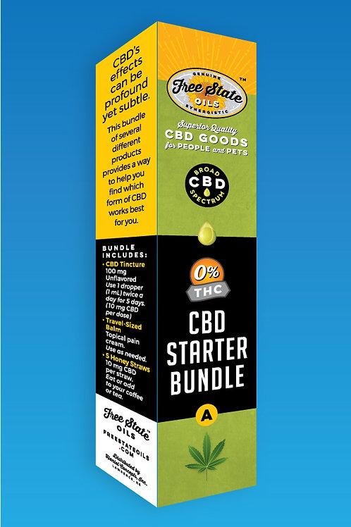 CBD Starter Bundle A
