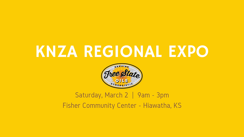 KNZA Regional Expo, Fisher Community Center, Hiawatha, Kansas