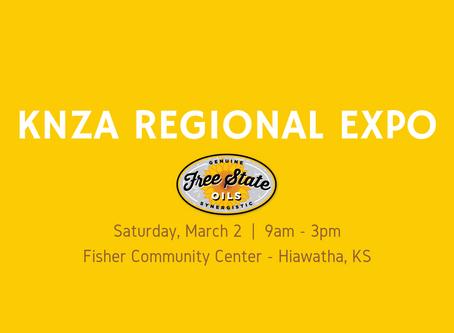 Join Us: KNZA Regional Expo - Hiawatha, Kansas