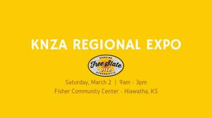 KNZA Regional Expo, Fisher Community Center, Hiawatha, Kansas