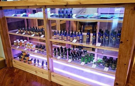 Free State Oils Products Now Available at CBD of Lawrence!