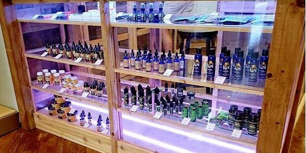 Free State Oils Products are Now Available at CBD of Lawrence!