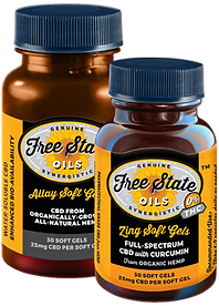 Free State Oils Soft Gels