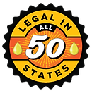 CBD is legal in all 50 states.
