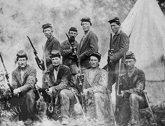 Company E, 8th Kansas Infantry