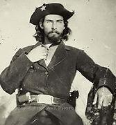 Confederate Colonel William Quantrill
