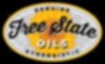 Free State Oils Broad Spectrum CBD produ