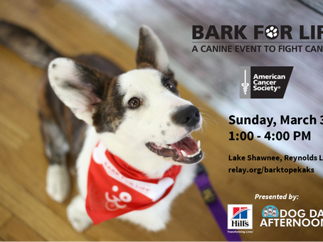 Join Us: Bark For Life Event - Topeka