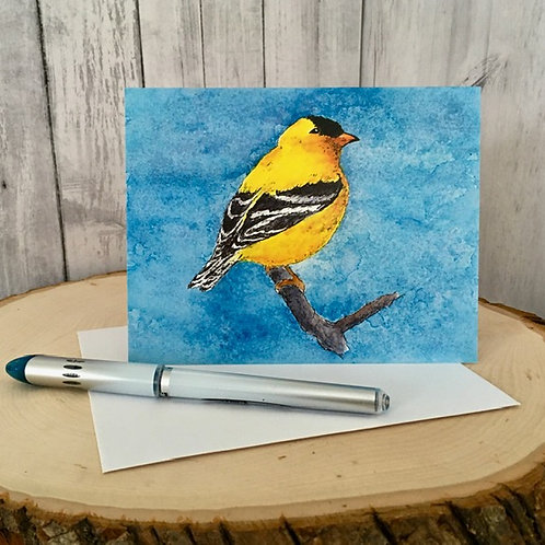 Bird Note Card