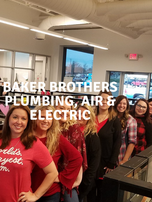 Baker Brothers Plumbing, Air & Electric.