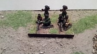 T0011 20mm African Two 50 Cal Teams