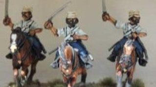 CAV10 British Light Cavalry (Shirt Sleeve Order)