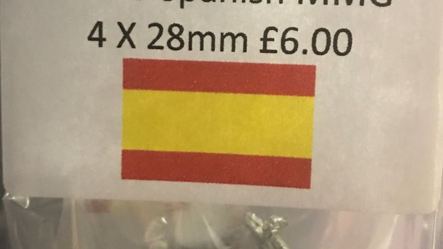 SPA5 Spanish MMG 4x28mm