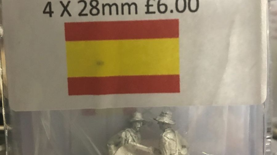 SPA1 Spanish Advancing 4x28mm