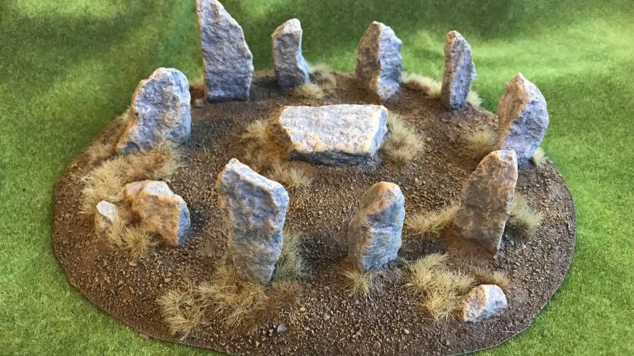 TWS H013 Enchanted Ancient Stonehenge
