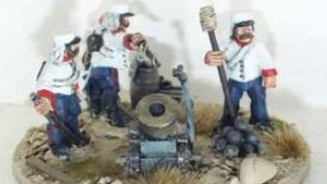 ART07 Eiege Mortar + ramage and accessories